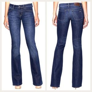 NWT DL1961 Jennifer High Rise Bootcut Jeans - Mosh